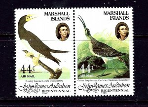 Marshall Is C2a MNH 1985 Birds