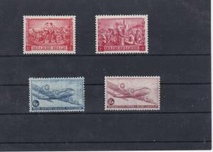 Belgium 1945 MNH Stamps Ref: R5597