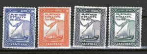 Zanzibar 218-221 MH