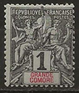Grand Comoro #1 m