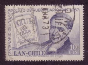 Chile Sc. # C273 Used