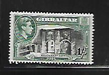 GIBRALTAR, 114, HINGE REMNANT, SOUTHPORT