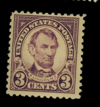 555 MINT F-VF OG NH Cat$27.50