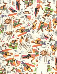 US Discount Postage Stamps 100 (28 cent Stamps) Mint Selling Below Face