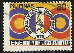 Philippines 1979 Scott# 1443 Used