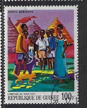 GUINEA C102 VFU Z469