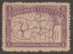 Venezuela Scott #141 Stamps - Mint NH Single