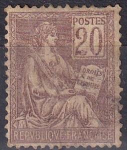 France #118  Used CV $9.25  Z900