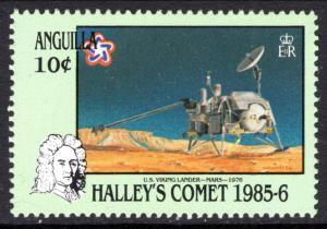 Anguilla 670 Halley's Comet MNH VF