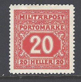 Bosnia & Herzegovina Sc # J20 mint hinged (RS)