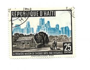 Haiti 1959 - Scott #448