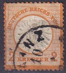 Germany #22  Used CV $2250.00 (Z4484)