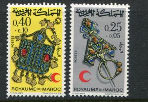Morocco #B21-2 Mint