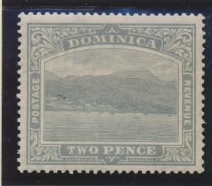Dominica Stamp Scott #59, Mint Hinged - Free U.S. Shipping, Free Worldwide Sh...