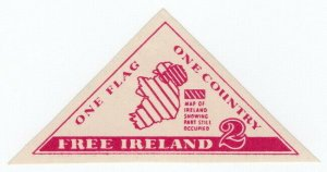 (I.B) Ireland Political : One Flag, One Country (Occupied)