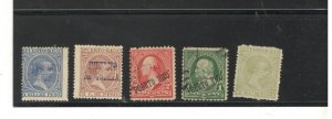 PUERTO RICO COLLECTION, MINT/USED