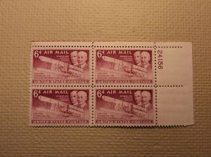 USPS Scott C45 6c Wilbur And Orville Wright 1949 Mint NH ...