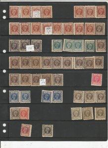EARLY MINT CUBA COLLECTION