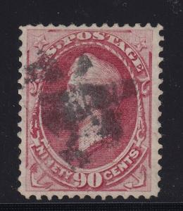144 VF+ used neat cancel PSE cert .with nice color cv $ 2250 ! see pic !