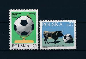 [59294] Poland 1982 World Cup Soccer Football Spain MNH