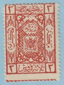 SAUDI ARABIA - HEJAZ L49  MINT LIGHTLY HINGED OG * NO FAULTS EXTRA FINE!