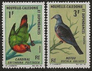 New Caledonia 345-346 h