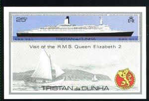 Tristan de Cunha  259   SS   Mint NH VF 1979 PD