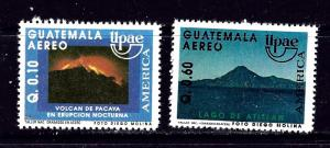 Guatemala C840-41 MNH 1991 America Issue