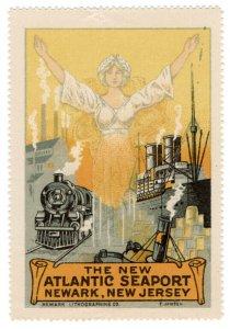 (I.B) US Cinderella : New Atlantic Seaport (Newark)