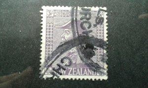 New Zealand #183 used e203 7552