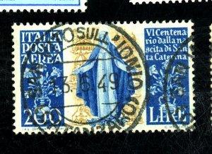 ITALY C128 USED FVF Cat $24