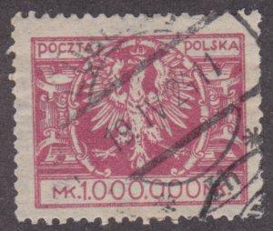 Poland 213 Arms of Poland 1924