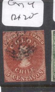 Chile SC 3 Copy Four FU (4dfu)
