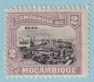 MOZAMBIQUE COMPANY 145  MINT HINGED OG * NO FAULTS VERY FINE!