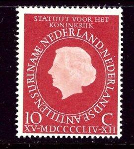 Netherlands 366 MNH 1954 Queen Juliana    (ap4215)