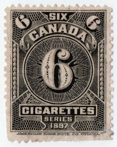 (I.B) Canada Revenue : Cigarette Duty (6)