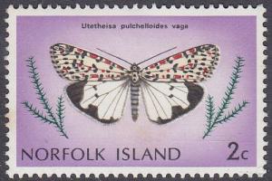 Norfolk Island 1976 SG180 HM