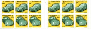 Luxembourg 1061a MNH