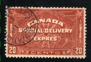 Canada #E5   u  VF  1932 PD