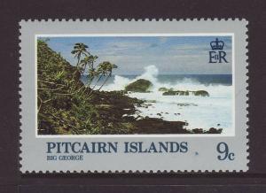 1981 Pitcairn Is 9c Big George U/M