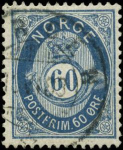 Norway Scott #31 Used