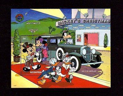 Redonda 1990 Disney Classic Cars Cadillac Micke Hipstamp