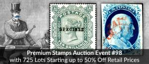 Premium Auction #98