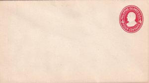Philippines Stamp #U35 4C CARMINE 1908 ENTIRE ENVELOPE UNUSED