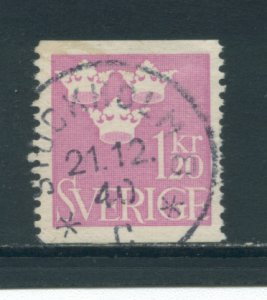 Sweden 287 Used (11)