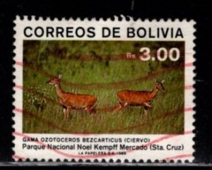 Bolivia - #792 Deer - Used