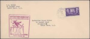 United States, Polar, New York, U.S. Ships