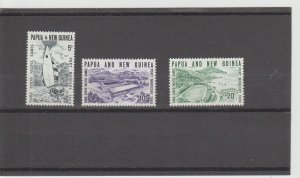 Papua New Guinea MNH 284-6 South Pacific Games 1969