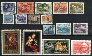 Hungary   16 different   used   PD