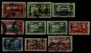 Mesopotamia/Iraq NO1/12, 10 used/mint values SCV70+